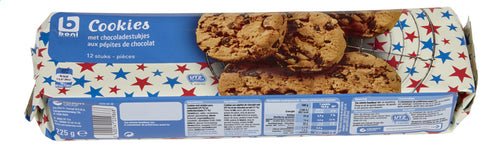 BONI SELECTION Cookies chocolate 225g