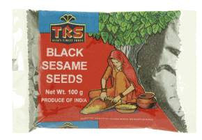TRS Sesame Seeds Black	100g