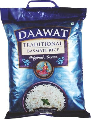 Dawat (traditional) Basmati Rice 1kg