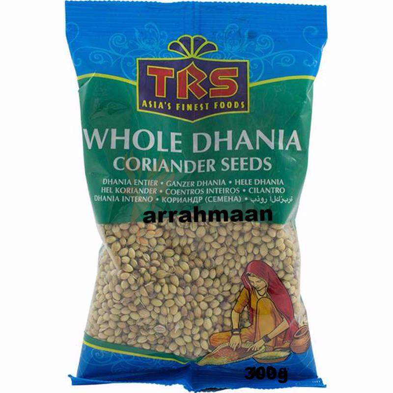 TRS Whole Coriander (Dhania Seeds) 250g
