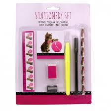 Stationery set 7-piece