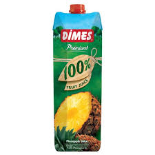 Dimes Pineapple Juice 1L