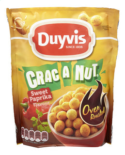 DUYVIS CRAC-A-NUT Oven R.Sw.Paprika 175g