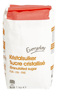 Everyday Fine Sugar 1kg
