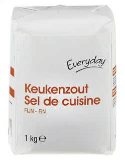 Everyday Fine Salt 1kg