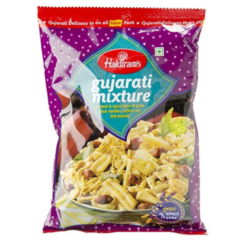 Haldirams Gujarati Mixture - 200g