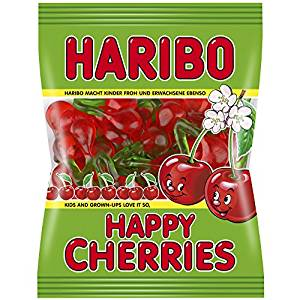 HARIBO happy cherries 275g