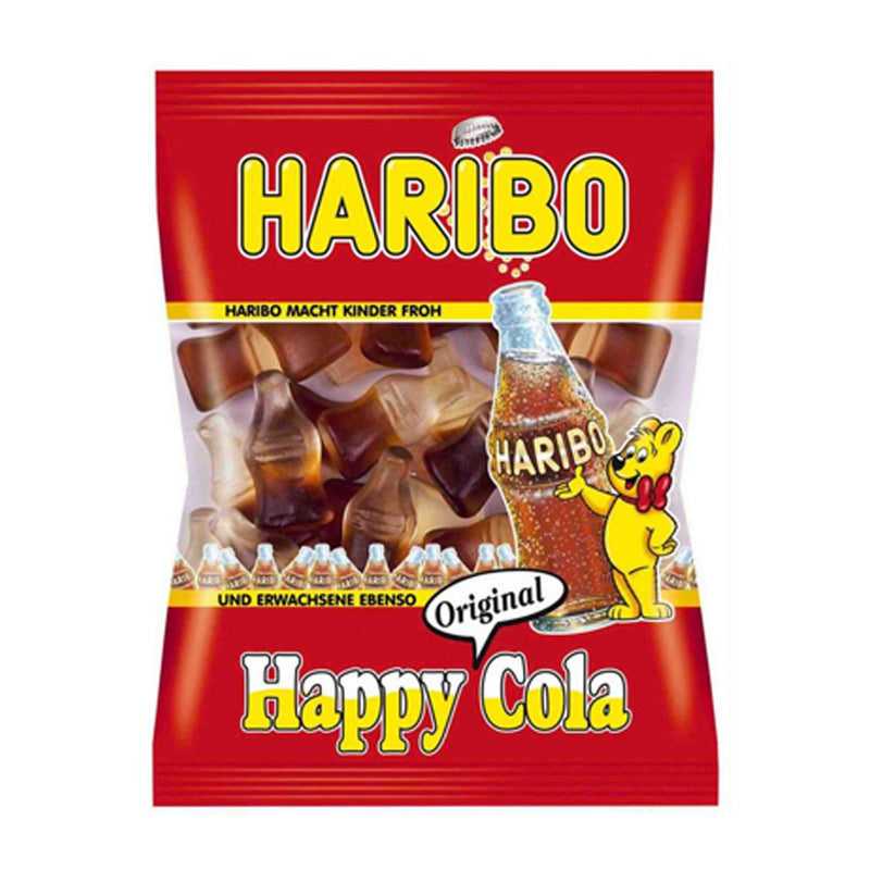 HARIBO happy cola 500g