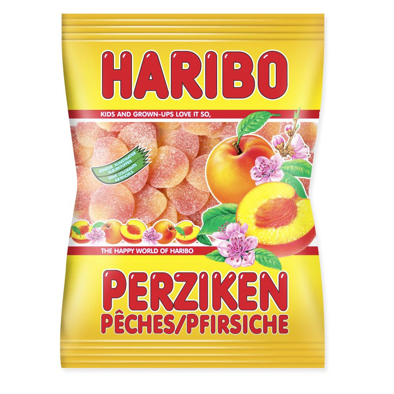 HARIBO candy yellow peaches 75g