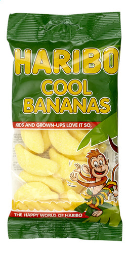 HARIBO cool bananas 100g