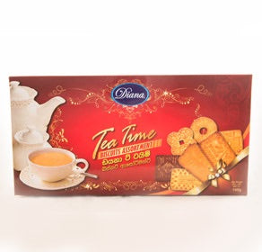 Diana Tea Time 160g