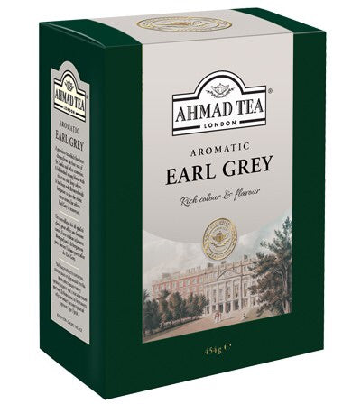 AHMAD Aromatic Earl Grey Tea(Loose) 500g