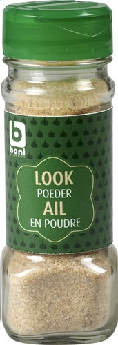 Boni selection garlic powder 20g