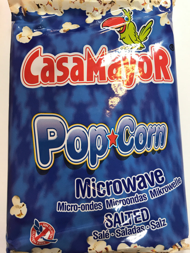 Casa mayor pop corn (salt)100g