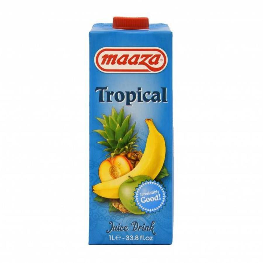 Maaza Tropical tetra Drink 1L