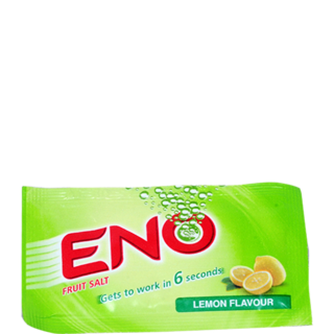 ENO Lemon flavour 5g Fruit salt