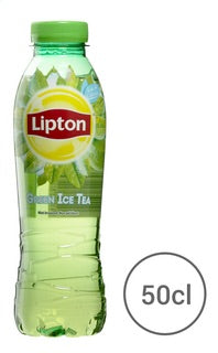 LIPTON ICE TEA GREEN non-effervescent 50cl