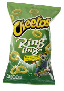 CHEETOS RINGLINGS onion-fine herbs 125g