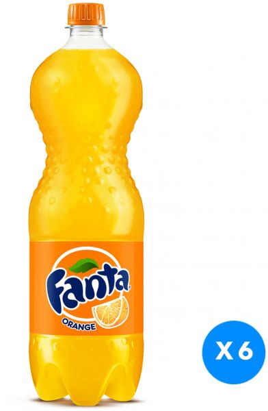 FANTA orange (cap) 1.5L