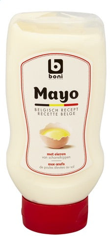 BONI SELECTION mayonnaise eggs TD 460g