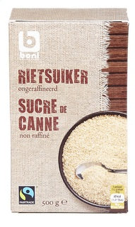 BONI SELECTION cane sugar 500g