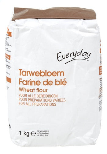 Everyday wheat flour 1kg