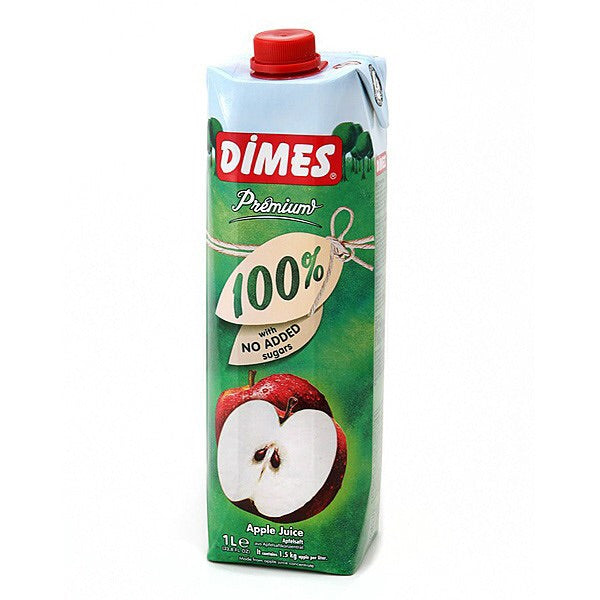 Dimes Apple Juice (no added sugar) 1L
