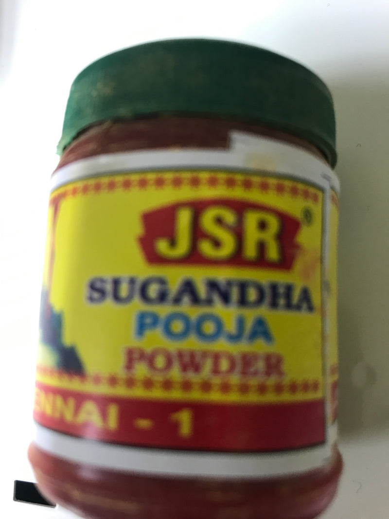 JSR Sugandha Pooja powder(sandal powder)
