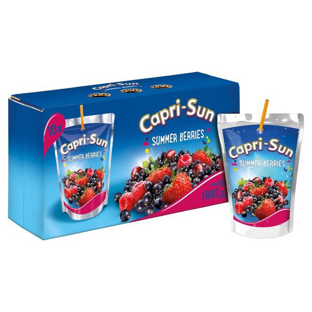 Capri-sun Summer Berries 200ml