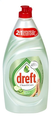 DREFT dishwashing liquid Aloe Vera 780ml