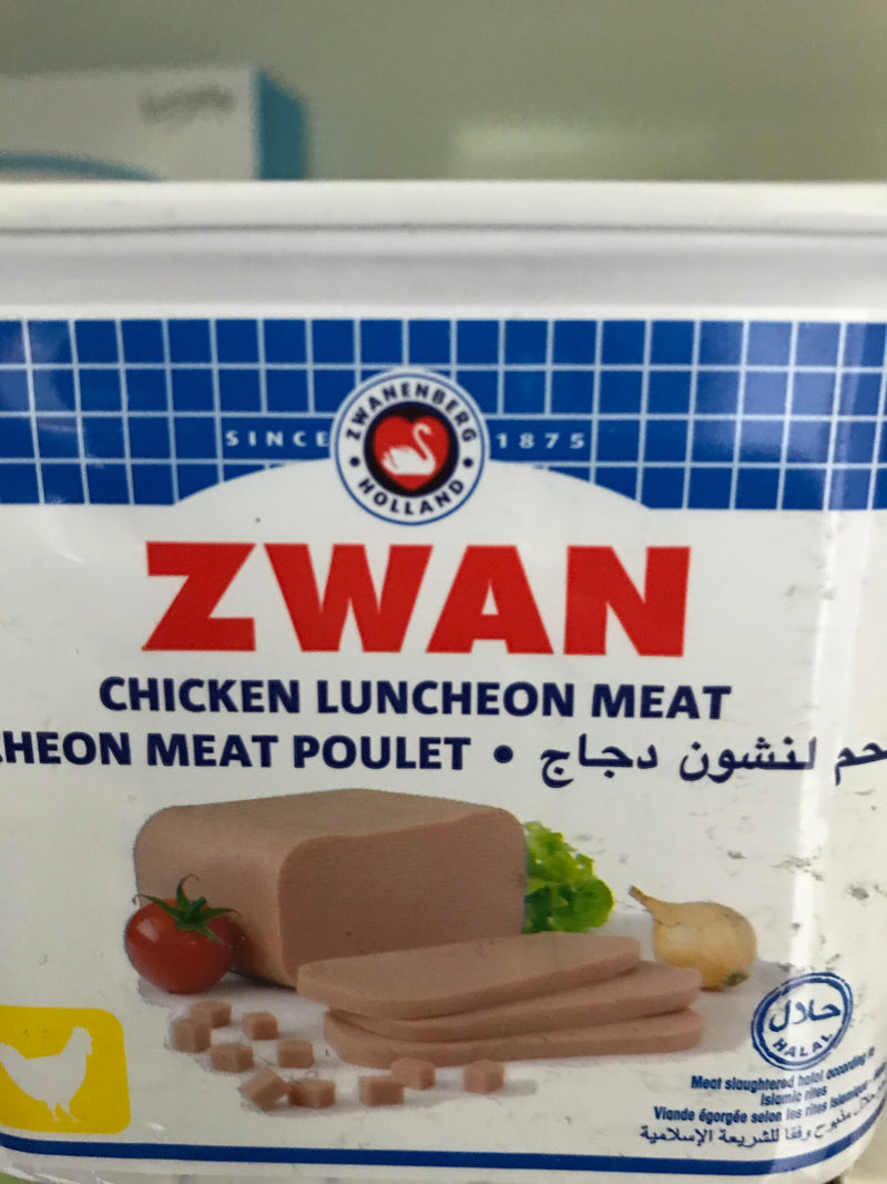 Zwan chicken meat