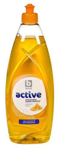 Boni Selection Active washing liquid (orange &soda)
