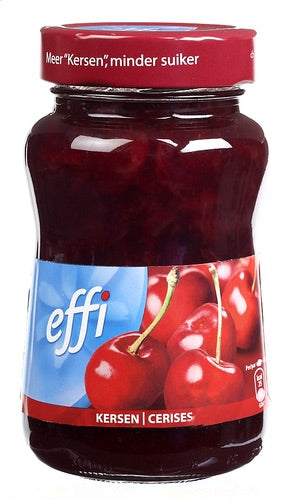 EFFI fruit cherries Jam 325g