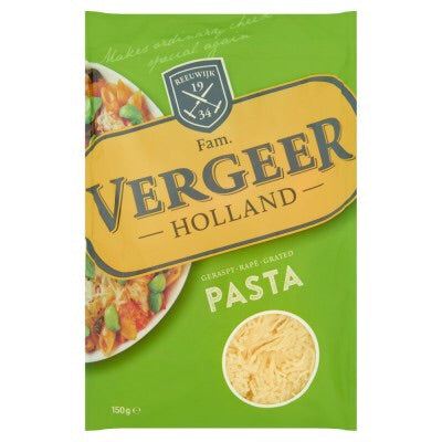 Vergeer pasta cheese 150g