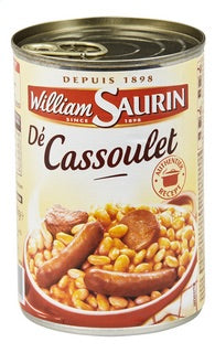 WILLIAM SAURIN Cassoulet look 420g