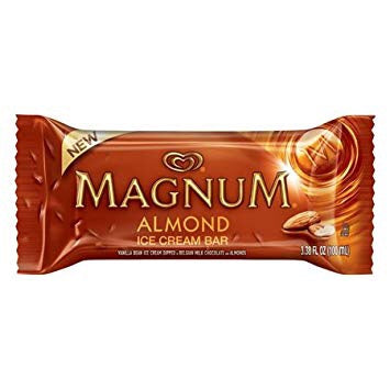 Magnum Almond ice stick 120ml