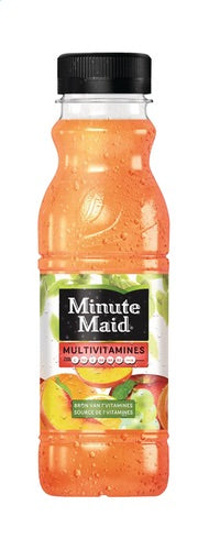 MINUTE MAID Multivitamines (pet) 330ml