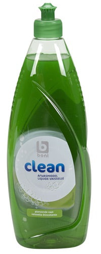 Boni selection active washing liquid (green tea&lemon)
