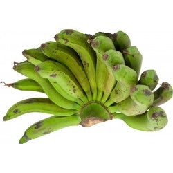 Fresh Green Plantain (matoke) Uganda 1 kg
