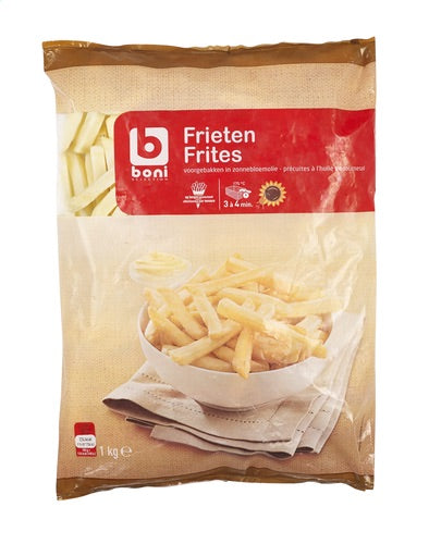 Boni selection frieten 1kg