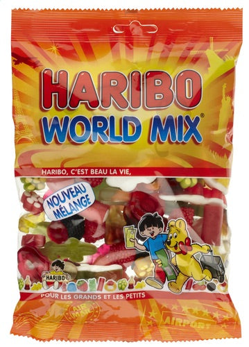 HARIBO World Mix 225g