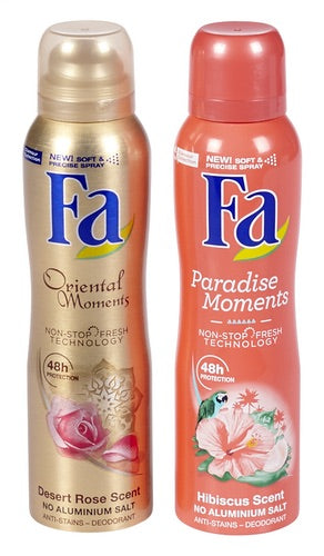 FA Paradise Moments Hibiscus Scent 150ml