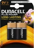 Duracell Plus Power Lithium Batteries 9v