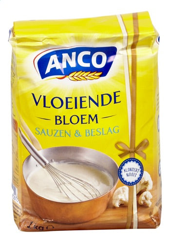ANCO Flowering flour for Sauces & Batter 1kg
