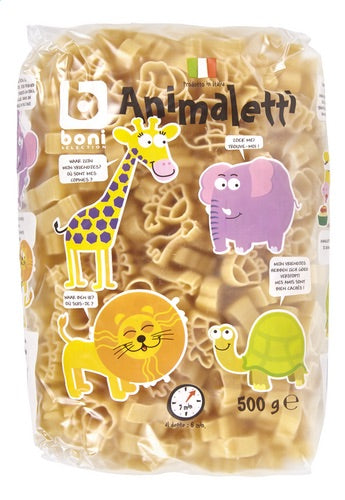 Boni selection animated pasta 500g