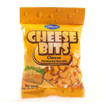 Diana Cheese Bits 30g