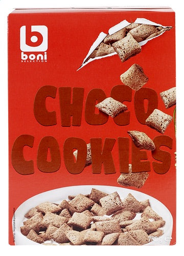 Boni selection choco cookies 750g