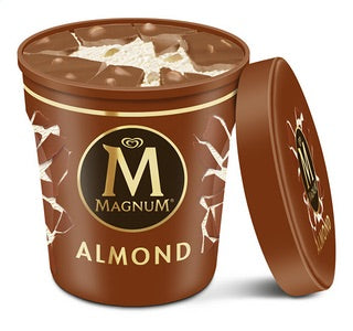 OLA MAGNUM almond ice cream 440ml