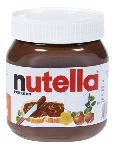 Nutella Hazelnut with chocolate 450g