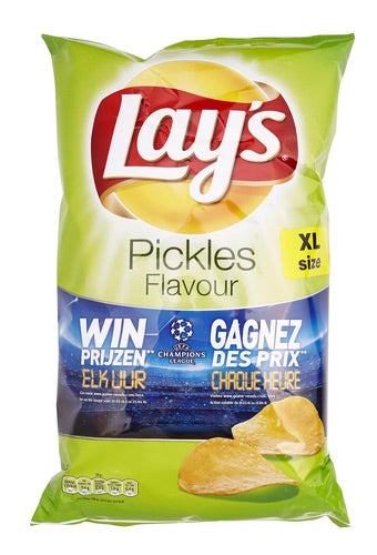 LAY'S Pickles XL 250g